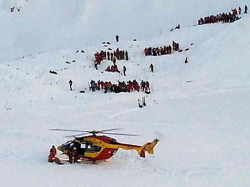 Из-за лавины во французских Альпах погиб украинец