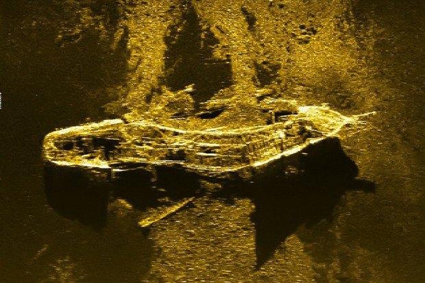"""В поисках утраченного. Вместо пропавшего """"Боинга"""" поисковая команда нашла затонувшее 200 лет назад судно"""