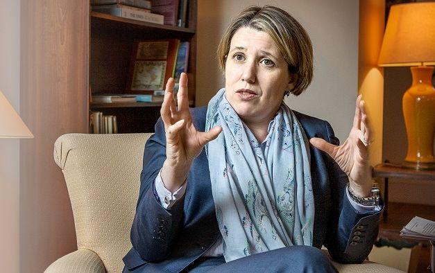 Посол Великобритании Джудит Гоф — о главных проблемах украинского имиджа