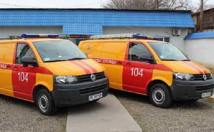 В Николаеве сосулька упала на газовую трубу. Газовщики оставили жителей центра мерзнуть до утра
