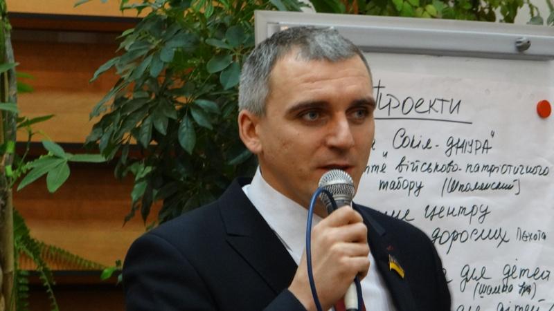 «Никто за нас не придумает нам стратегию» – Сенкевич закрыл Форум будущего Николаева