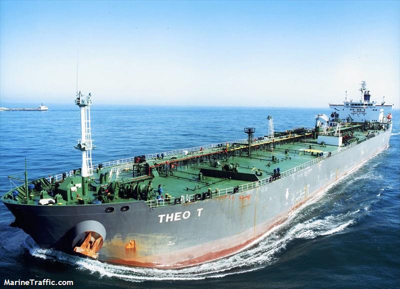 В Европу направляется первый танкер с американской нефтью