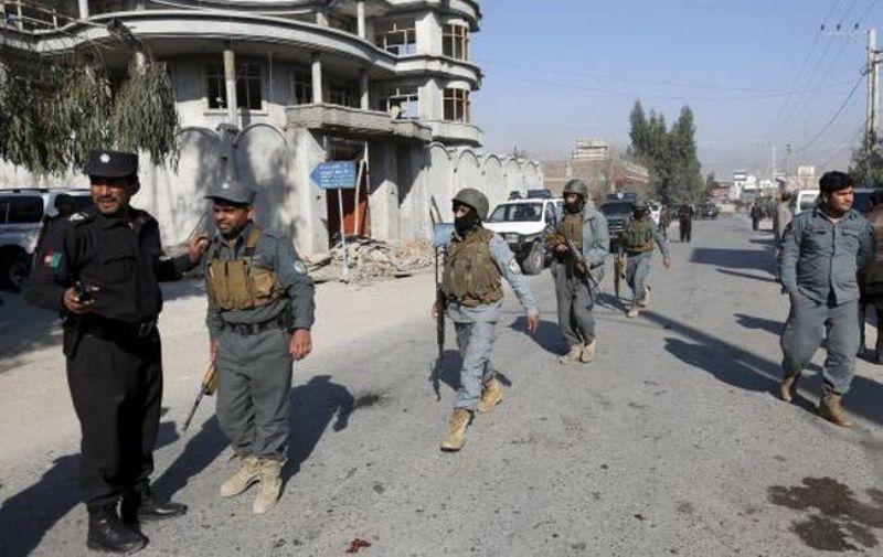 Теракт в афганской мечети: 13 человек погибли, больше 30 ранены