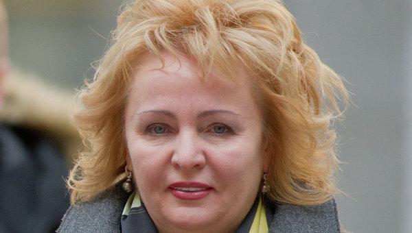 Людмила Путина вышла замуж и сменила фамилию
