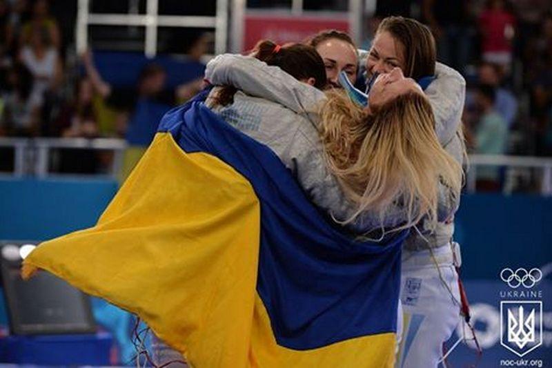 Украинская сборная по фехтованию во главе с Ольгой Харлан сегодня встретится с командой России