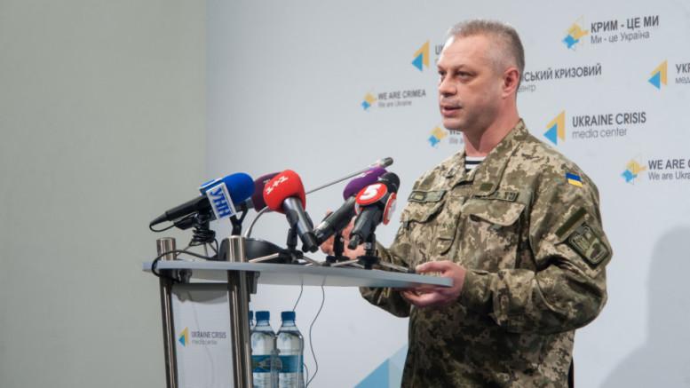 В зоне АТО ночью произошло боевое столкновение, погло 2 украинских военных и до 30 боевиков