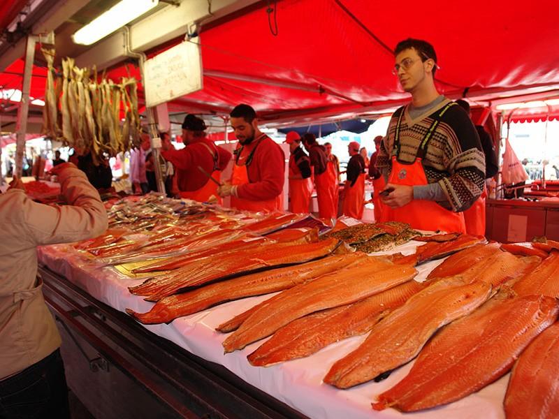 Стоимость одного норвежского лосося превысила цену барреля нефти