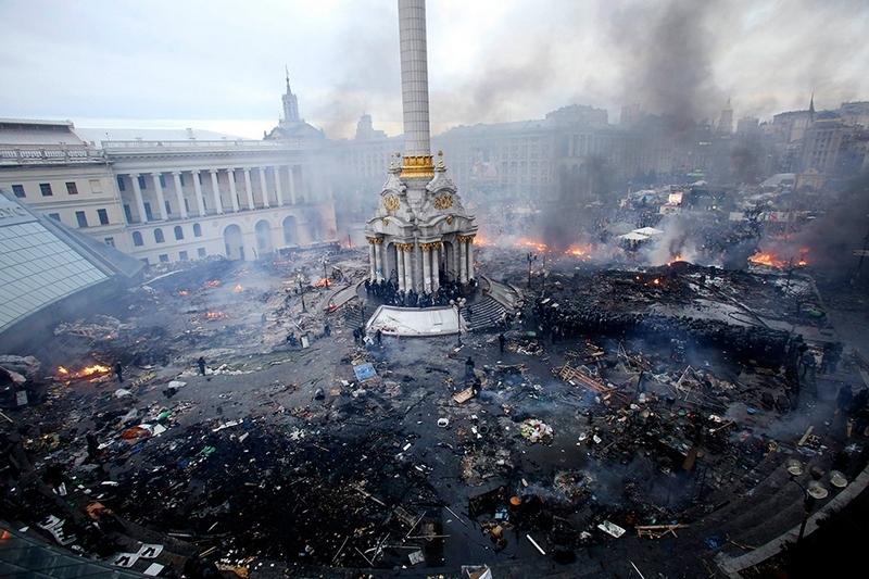 ГПУ отчиталась о расследовании преступлений против активистов Майдана