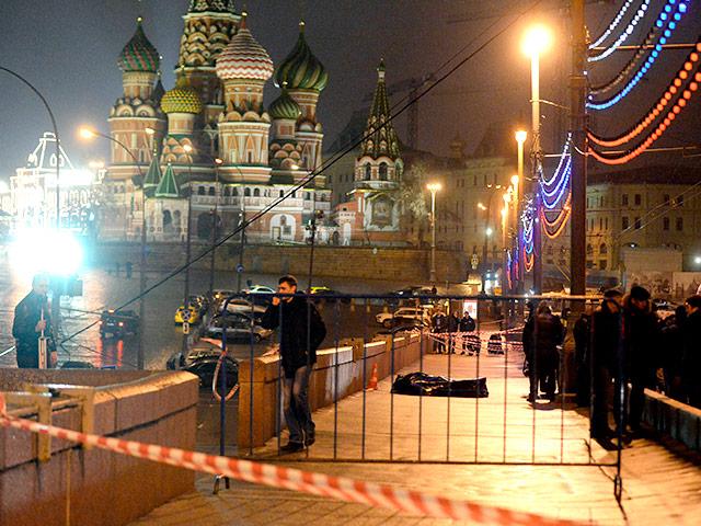 В РФ заявили, что убийство Немцова раскрыто