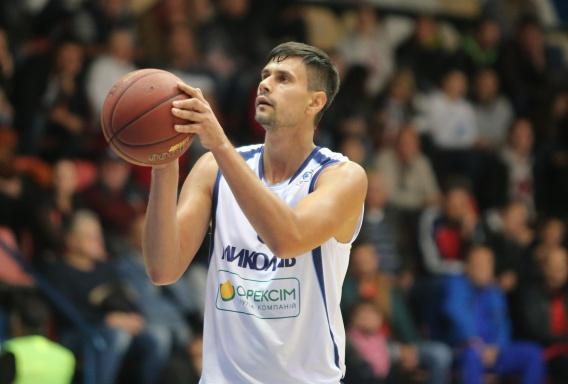 Форвард МБК «Николаев» Онуфриев — победитель журналистского опроса «Лучший баскетболист Николаевской области-2015»
