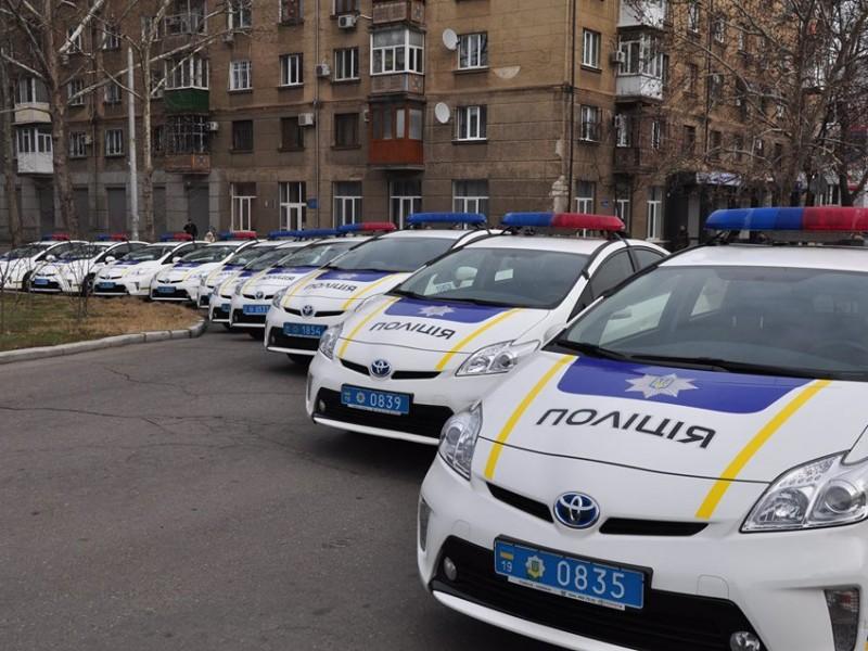 В патрульной полиции Николаева признали слабые водительские навыки у своих сотрудников