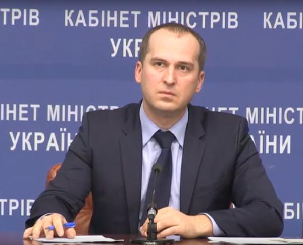 Министр АПК Павленко подал заявление об отставке. В ВР