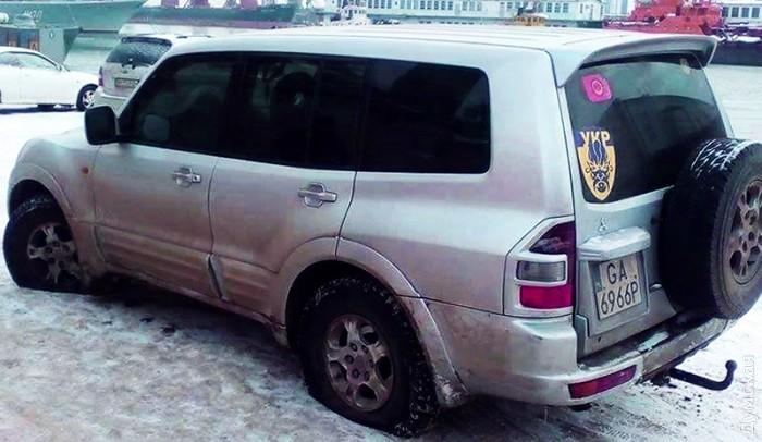 Пьяные моряки пытались прорваться на базу ВМС в Одессе. Часовой открыл огонь