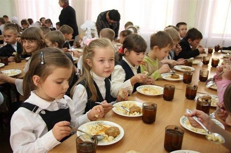 С 1 февраля питание для детей в школах Николаева снова будет бесплатным