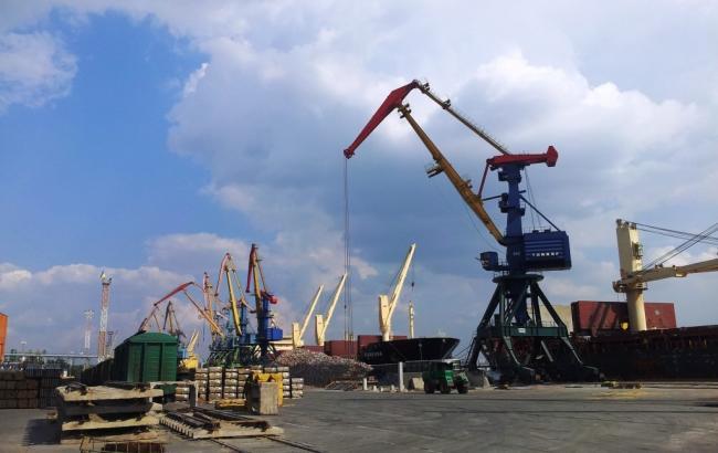 Порт «Ольвия» в Николаеве сократил перевалку грузов на 5,4% за год