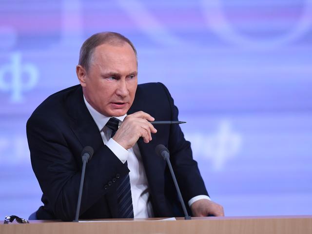 Минфин США: Путин – коррумпированный президент