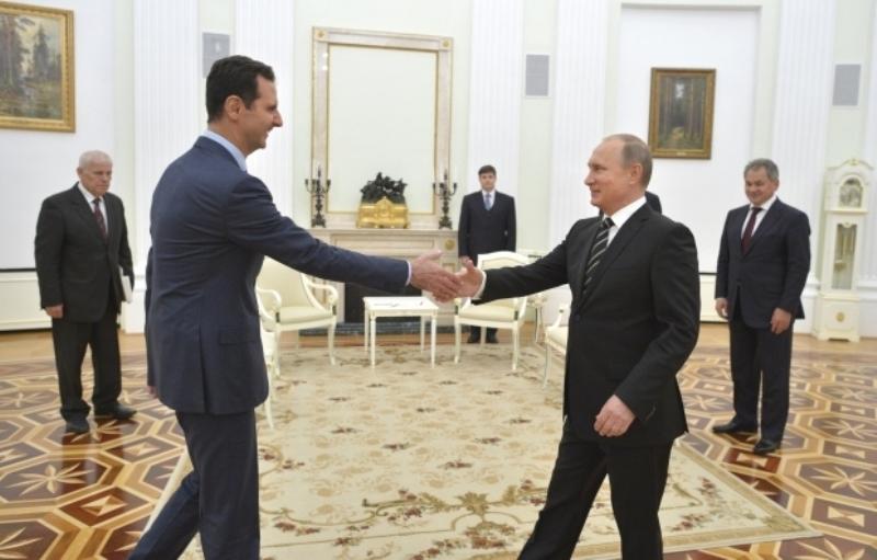 Гибель мирных жителей Алеппо — цена освобождения народа, считает Асад