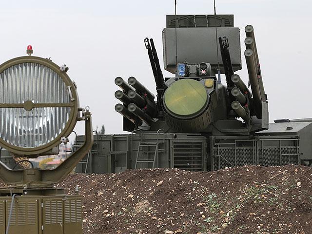 РФ поставляет военных роботов режиму Башара Асада