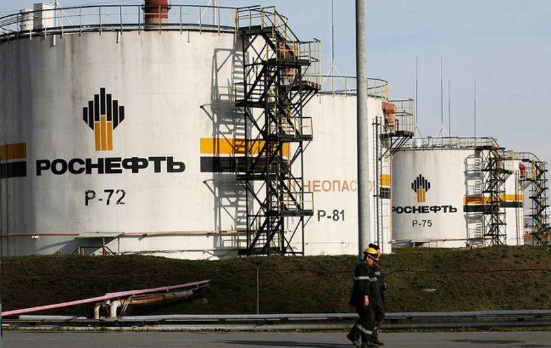 Раде предлагают ввести санкции против «Роснефти»