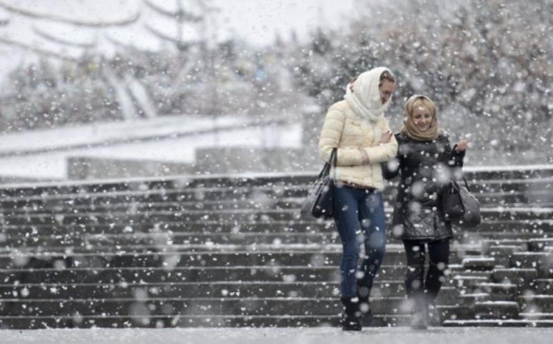 Погода на завтра: в Украине снег и мороз до -18