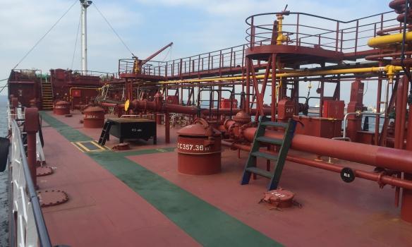 Украина будет отстаивать в турецком суде свои права на танкер «Таманский»