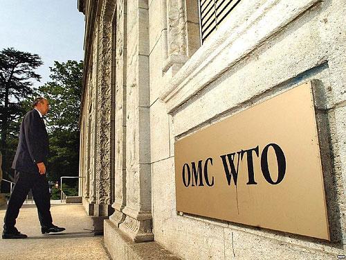Россия пожаловалась ВТО на ограничения со стороны Украины