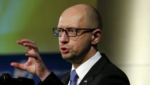 Десятиминутка Яценюка: Мы не будем покупать газ у РФ по предложенной цене
