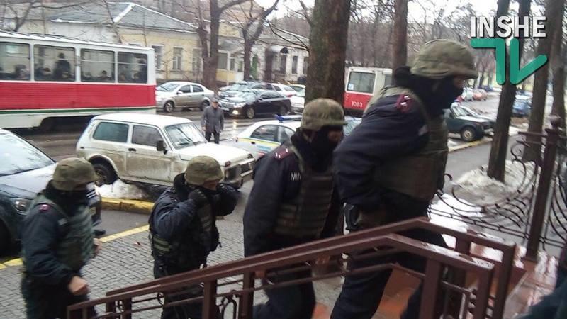 В Николаевской РТПП стреляли (Обновлено)