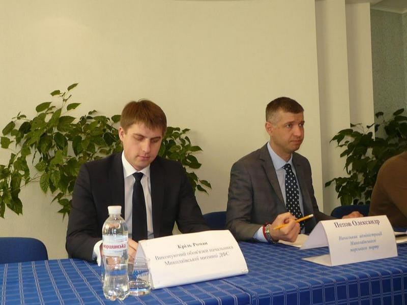 С 1 марта в Николаевском порту в полную силу заработает Информационная система портового сотрудничества