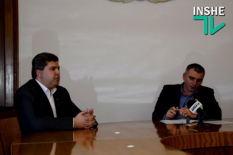 Конкурсная комиссия рекомендовала назначить на должность директора департамента ЖКХ Николаевского горсовета Андрея Палько