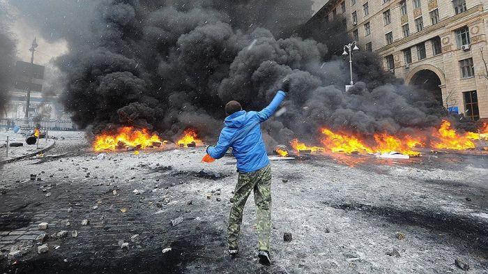 """ГПУ проверяет """"Правый сектор"""" на причастность к убийству """"беркутовцев"""" во время Майдана"""