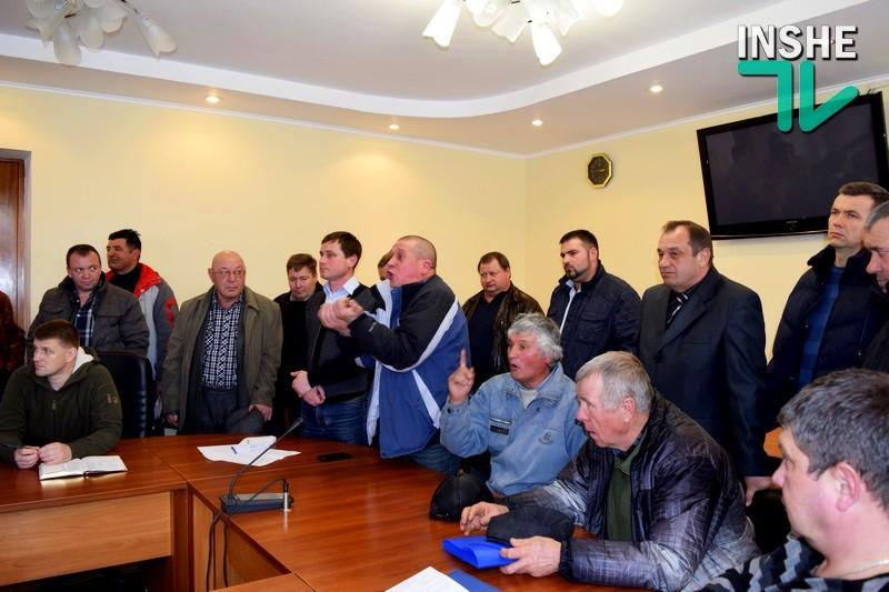 Охотпользователи обвинили депутата Николаевского облсовета в попытке рейдерства