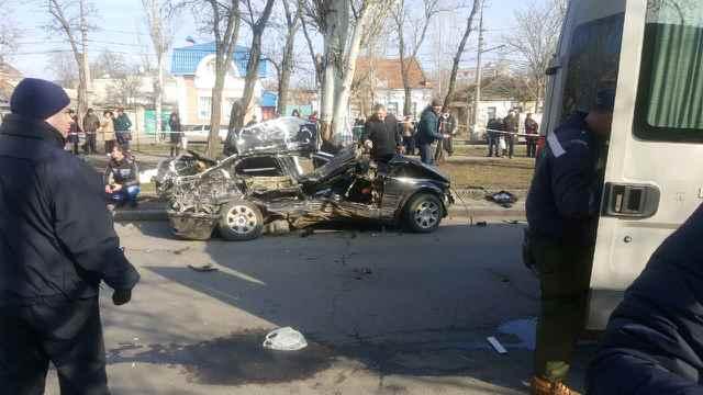 Полицейский, совершивший смертельное ДТП в Николаеве, арестован