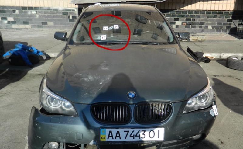 ГПУ опубликовала видео с реконструкцией смертельной погони за BMW в Киеве