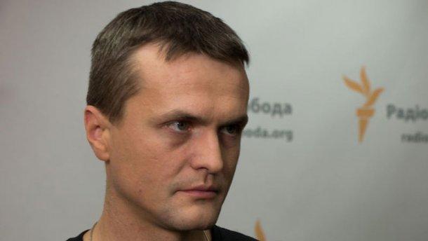 Народный депутат Луценко начал голодовку