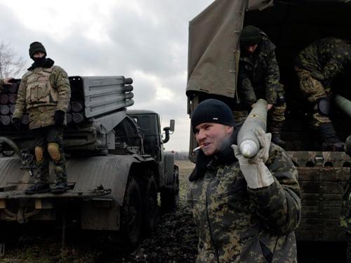 Боевики готовят наступление на Марьинку в ближайшие сутки