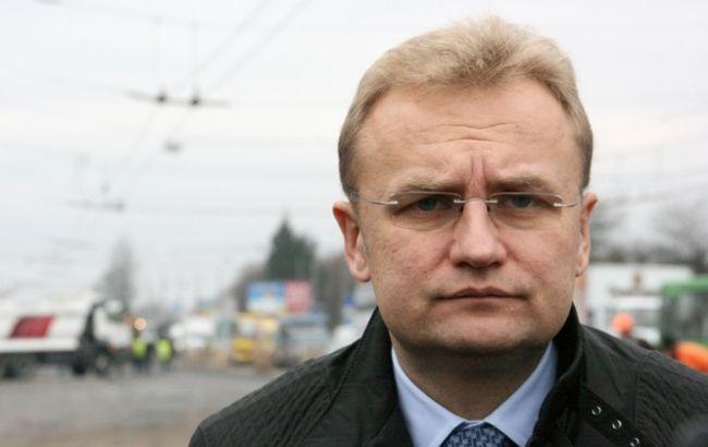 """""""Самопомощь"""" передала свой законопроект о президенте команде Зеленского"""