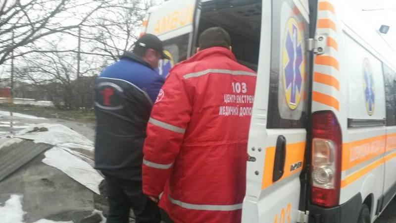 С начала зимы в Украине 150 человек умерло от переохлаждения