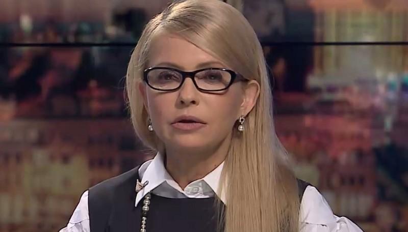 Борщ из Чебурашки. Тимошенко обидела Зеленского и назвала себя терминатором
