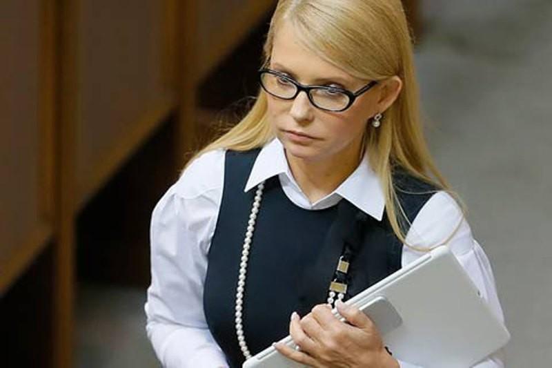 Луценко поручил САП проверить доходы Тимошенко и сверить их с декларацией