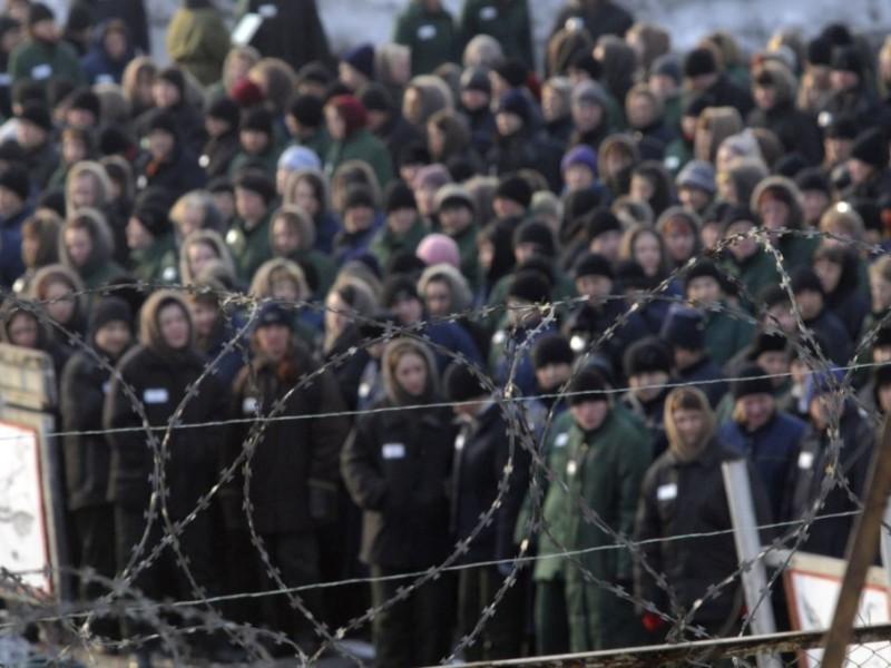 Украинцы стали меньше жениться в тюрьмах