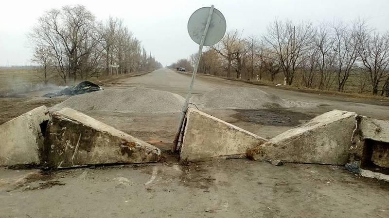 Блокирование трассы Н-11 «Николаев-Днепропетровск»: в субботу проезд по дороге перекроют полностью?