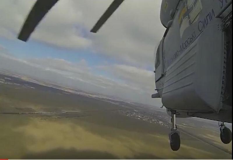 На аэродроме в Кульбакино активно тренируются морские летчики