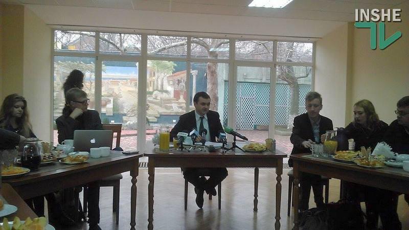 Гранатуров может стать заместителем председателя Николаевской ОГА