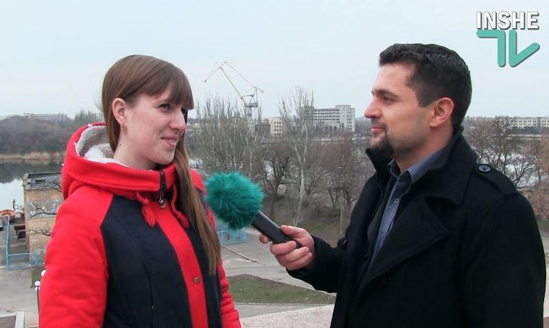 """Чего хотят женщины в Николаеве? Опрос """"Iнше ТВ"""" перед 8 Марта"""