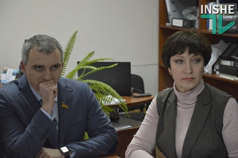 Сенкевич рассказал, как будет внедрять электронный документооборот в Николаевском исполкоме
