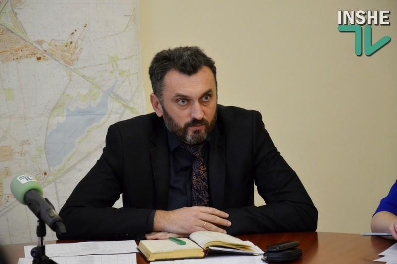 И.о. первого заместителя мэра Николаева Александр Олефир: «Город – это субъект мировой экономики, это конкурирующая структура»
