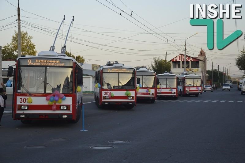 Мэр Николаева Сенкевич надеется, что новая троллейбусная линия на Намыве появится до конца года
