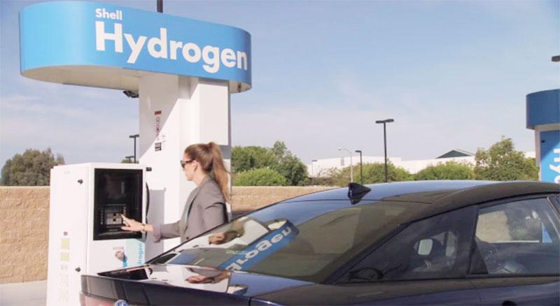 Toyota проводит испытания водородного двигателя в гоночных машинах 1