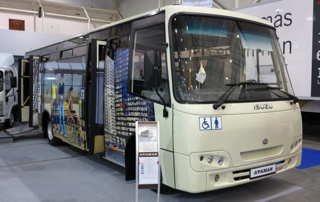 Продажи автобусов в Украине в феврале по сравнению с прошлым годом выросли на 78%